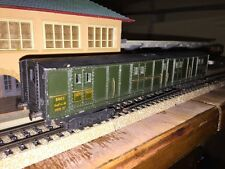 SMCF Luggage Fourgon Railcar HO TP Type Est Very rare Dqd2yi 24599 33T