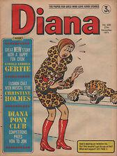 Diana Magazine No. 458 27 November 1971   Judith Durham   Sacha Distel