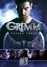 Grimm: Season Three 3 third season (DVD, 2014, 5-Disc Set)