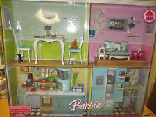 2007 BARBIE FURNITURE DELUXE GIFT SET....TARGET EXCLUSIVE???......NRFB