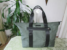 NWT Coach Varick Nylon Packable Weekend Tote F93314 Olive