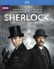 Sherlock: The Abominable Bride (Blu-ray Disc, 2016) SEALED W/ Slipcover BBC