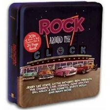 ROCK AROUND THE CLOCK (LIM.METALBOX ED.) 3 CD NEU