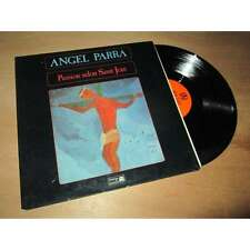 ANGEL PARRA passion selon saint jean LATIN FOLK AUVIDIS Lp 1980