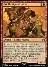Goblin-Rudeltreiber FOIL / Goblin Piledriver   NM   Prerelease Promos   GER