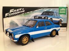Fast & Furious 1974 Ford Escort RS2000 MKI Greenlight 19022 1:18 Scale