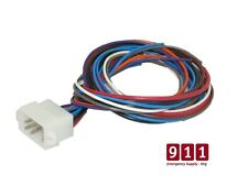 Whelen Replacement Siren Control / Power Harness Plug Cable 12 Pin 1 Foot Cord