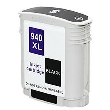 1PKs HP 940XL 940 XL BLACK Ink Officejet Pro 8000 8500 8500a