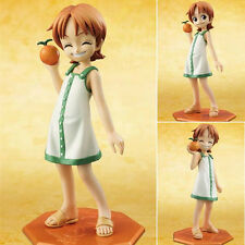 Japan Anime One Piece Nami Childhood Kindheit Ver Action Figure Figur 13cm NoBox