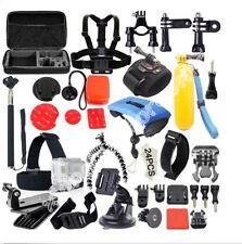 30 in1 Basic Accessories Bundle Kit for GoPro Hero 4/Black/Silver Hero 4/3+/3/2