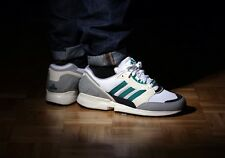 ADIDAS EQT RUNNING CUSHION 91 WHT/SUBGRN/BLACK MEN'S M25762 Size 10.5 $140
