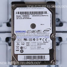 "SAMSUNG (HM080HC) 80 GB HDD 2.5"" 8 MB 5400 RPM IDE Laptop Hard Disk Drive"