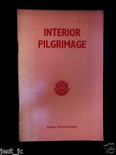 Interior Pilgrimage, Swami Krishnananda Diamond Jubilee Series: No. 1