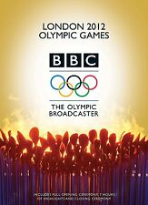 London 2012 Olympic Games BBC 5 DVD box set NEW SEALED opening closing ceremony