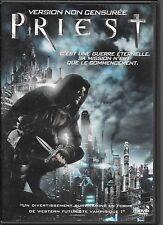 DVD ZONE 2--PRIEST / VERSION NON CENSUREE--BETTANY/URBAN/GIGANDET/STEWART