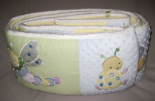 FULL CRIB SIZE - Kids Line - Snug as a Bug NURSERY BUMPER