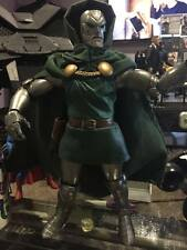 "FANTASTIC FOUR DR DOOM ICONS MARVEL LEGENDS 12"" action figure  loose"