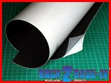 Flexible Magnet Sheet Self Adhesive A4 x 0.6mm x2