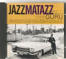 CD COMPIL 20 TITRES--JAZZMATAZZ VOL II--HOSTED BY GURU--CHAKAN KHAN/LEWIS/PATRA
