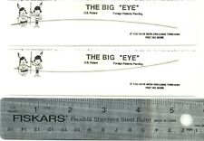 "Beading Needles..""Big Eye""   10 pcs..Free Shipping USA"