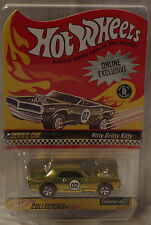 Hot Wheels Collectors.Com Nitty Gritty Kitty Club Car Series 1