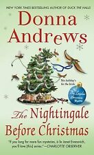 Donna Andrews - Nightingale Before Christmas (2015) - New - Mass Market (Pa