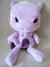 Pokemon Mewtwo Stuffed toy Plush doll Figure BIG Japanese 2005 BANPRESTO