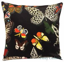 Designers Guild Christian Lacroix Butterfly Parade Oscuro Cushion Cover 18''