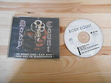 CD Hiphop Body Count -  4 Song EP (4 Song) WARNER BROS SIRE / GERMANY