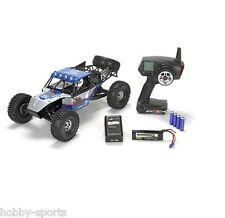 Vaterra Twin Hammers V2 1.9 Rock Racer Crawler RTR With Spektrum DX4C VTR03013