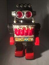 Vintage Toy Robot Moving Lights Working