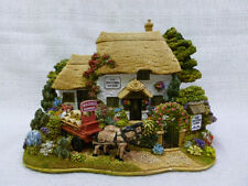 Lilliput Lane Roll Out The Barrel 2003 Anniversary Cottage L2588