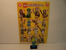 SKYDIVER Series 10 LEGO Minifigures (71001) FREE Checklist Included