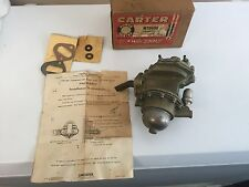 """Carter M2049S Combination Fuel and Vacuum Pump Packard 1953-54 """"NOS"""""""