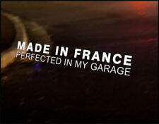MADE IN FRANCE JDM Decal vinyl sticker, Citroen, Renault, Peugeot