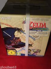 ZELDA THE WIND WAKER HD LIMITED EDITION EDITION LIMITEE WII U NEUF