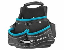 Makita p-71766 3-Pocket Fixings Pouch Tool Bag for Hammer, Screws & Nails