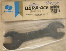 Vintage NOS - NEW Shimano Dura Ace 13 - 14 mm hubs cone spanners wrenches cones