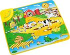 Kids Baby Child Farm Animal Musical Music Touch Play Singing Gym Carpet Mat Toy