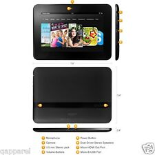 "Amazon Kindle Fire HD 7"" WiFi Internet Tablet eReader 16GB Model X43Z60"
