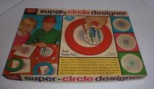 Vintage 1967 Lisbeth Whiting SUPER CIRCLE DESIGNER (Spirograph Clone)