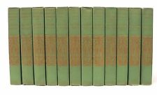 Jane Austen 12 Vol Set - Illustrated Cabinet Edition - 1906 - H. M. & C. E Brock