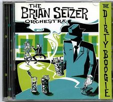 CD - THE BRIAN SETZER - The Dirty Boogie