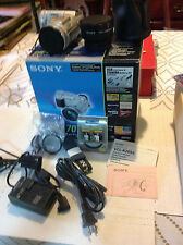 Sony CyberShot DSC707 5megapixel Carl Zeiss Lens Great Condition With Extras
