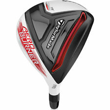 New TaylorMade AeroBurner 15* 3 Fairway Wood Senior M flex Aero Burner