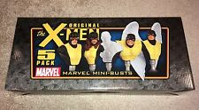 Bowen Designs ORIGINAL X-MEN Mini Bust 5-pack LOW #2 / 550 SEALED Kucharek Bros.