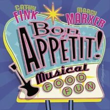 Marxer, Marcy, Fink, Cathy, Bon Appetit!: Musical Food Fun, Excellent
