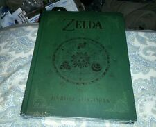 LEGEND OF ZELDA HYRULE HISTORIA LIMITED EDITION ART AND HISTORY BOOK BRAND NEW