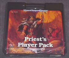 AD&D 2nd Edition - Priest's Player Pack- TSR {NEW-SEALED-SHRINK}  OOP  RARE