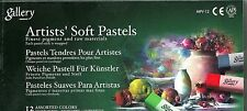 MUNGYO GALLERY 12-PC  PASTEL SET! ~ PASTELS ~ NEW!!